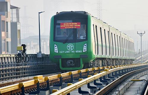 Phải khẩn trương đưa đường sắt Cát Linh - Hà Đông vào khai thác