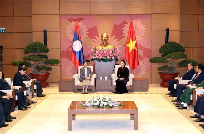 Hợp tác Quốc hội Việt Nam - Lào ngày càng thực chất, hiệu quả
