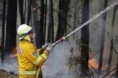 Cháy rừng tại Australia Nhà chức trách tiếp tục ban bố cảnh báo