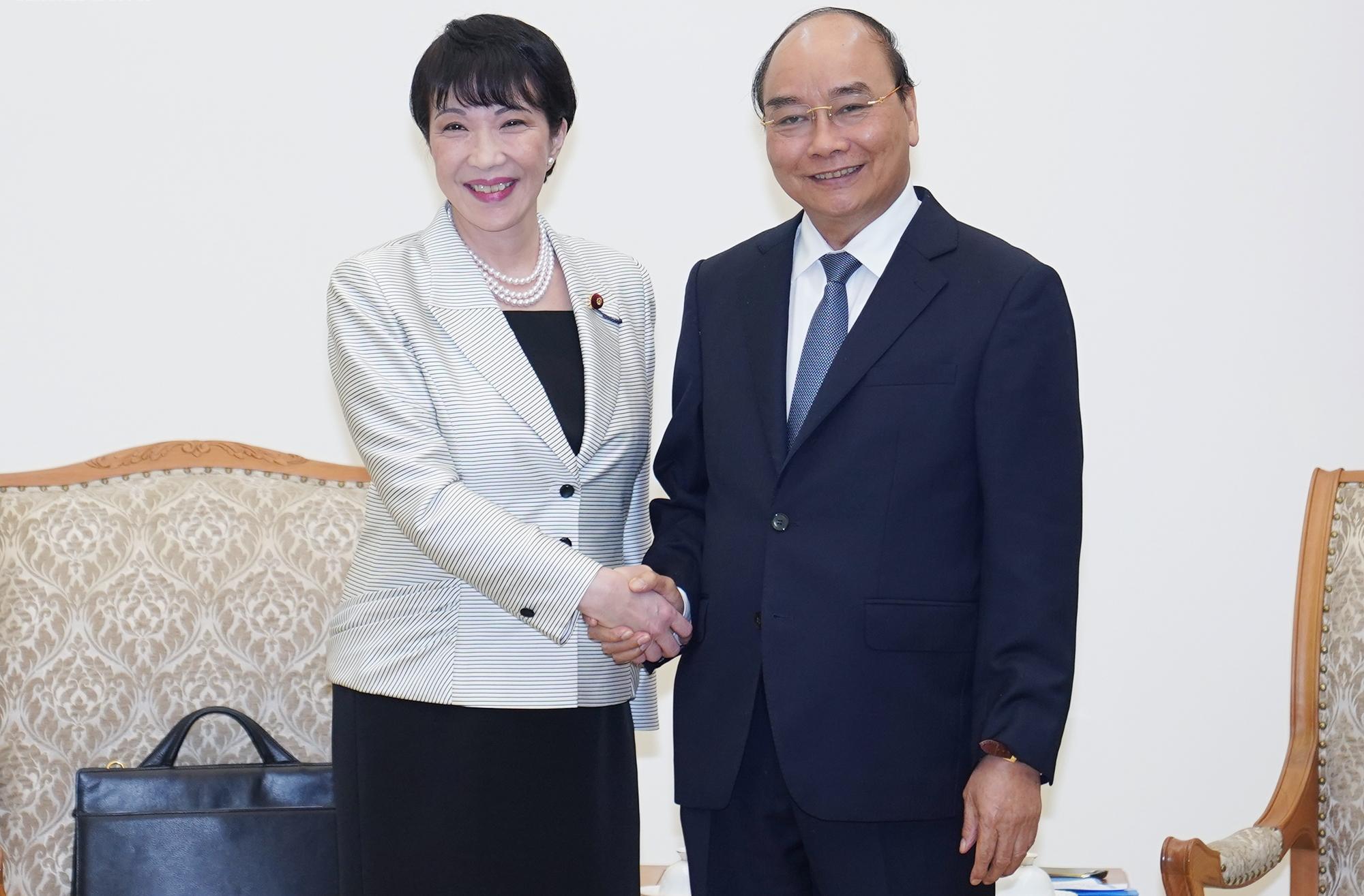 Quan hệ Việt Nam-Nhật Bản đang trong giai đoạn phát triển tốt đẹp, toàn diện