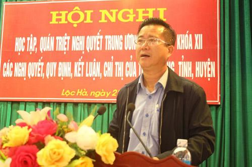 Kết quả nổi bật công tác Tuyên giáo huyện Lộc Hà năm 2019