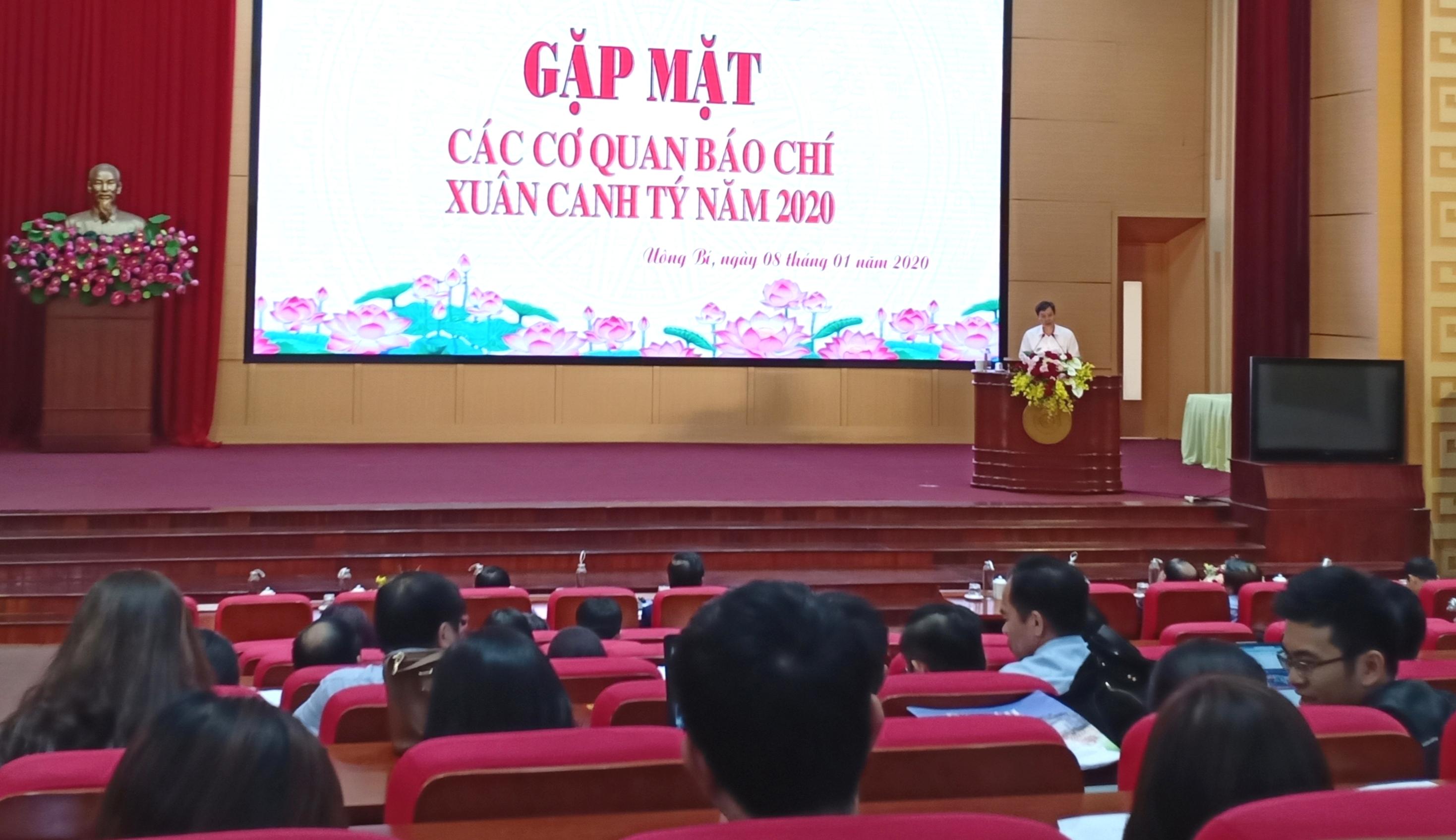 Uông Bí tổ chức nhiều hoạt động cho Tết Nguyên đán và lễ hội 2020