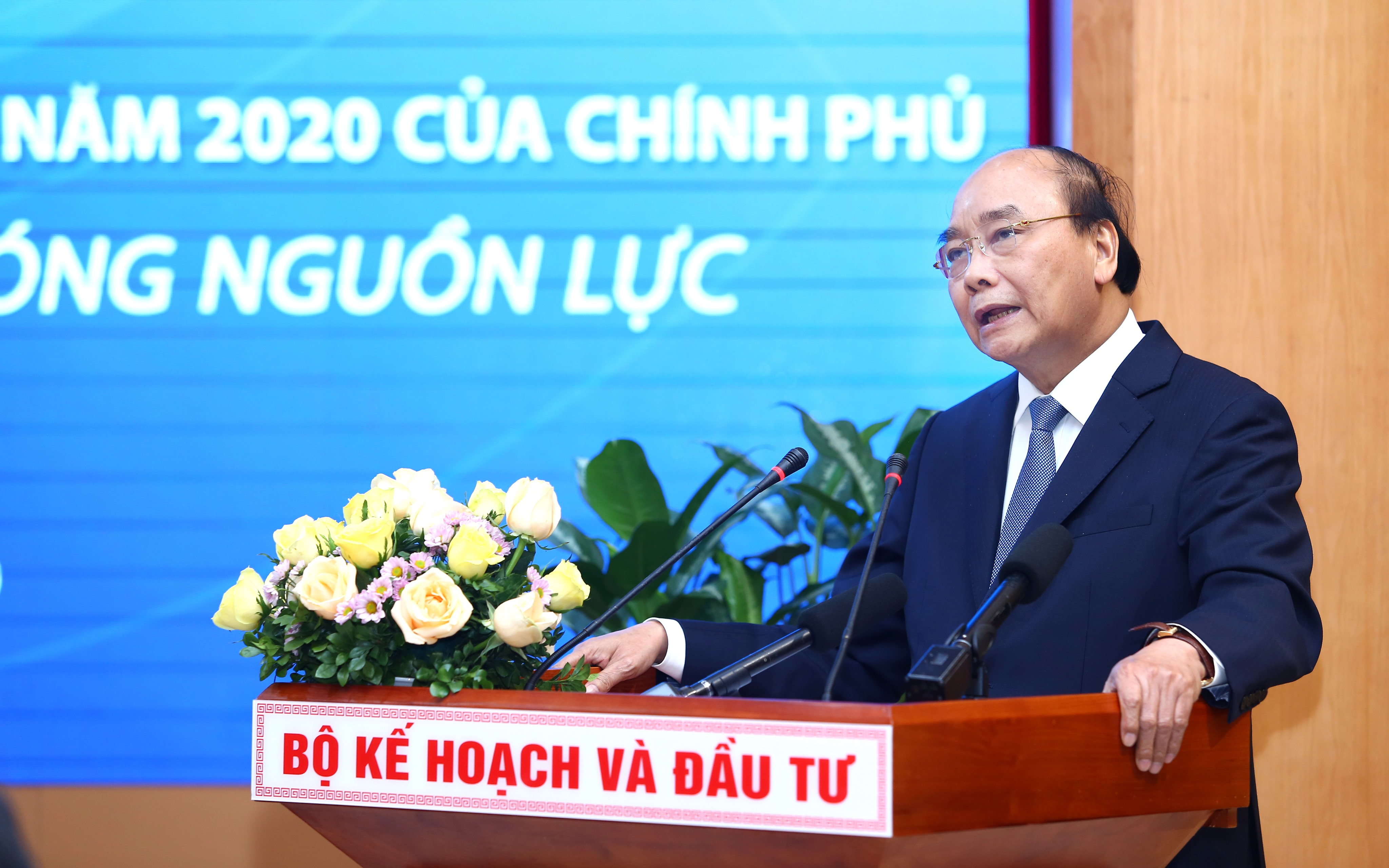 Thủ tướng gợi ý hai phương án đổi tên Bộ Kế hoạch và Đầu tư trong tương lai