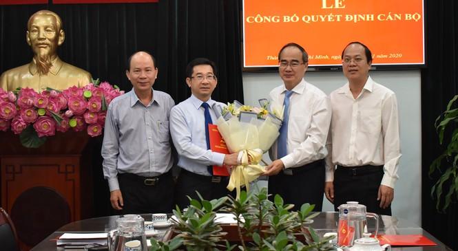 Đồng chí Dương Ngọc Hải giữ chức Trưởng Ban Nội chính Thành ủy TP Hồ Chí Minh