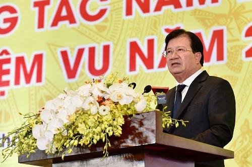 Chính phủ đánh giá cao công tác tái cơ cấu của Tập đoàn Than-Khoáng sản
