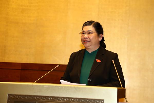 Phó Chủ tịch Thường trực Quốc hội Tòng Thị Phóng sẽ tham dự APPF -28