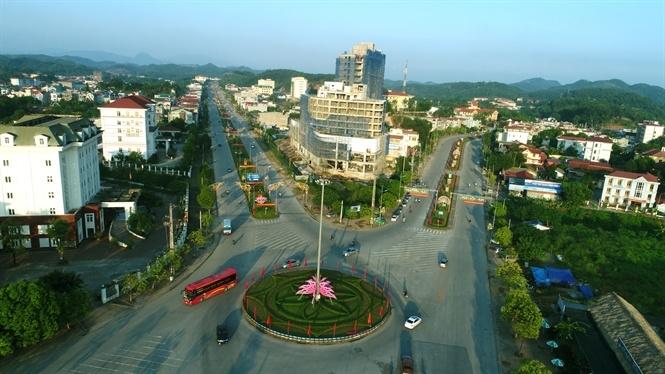 Huyện Trấn Yên, tỉnh Yên Bái đạt chuẩn nông thôn mới