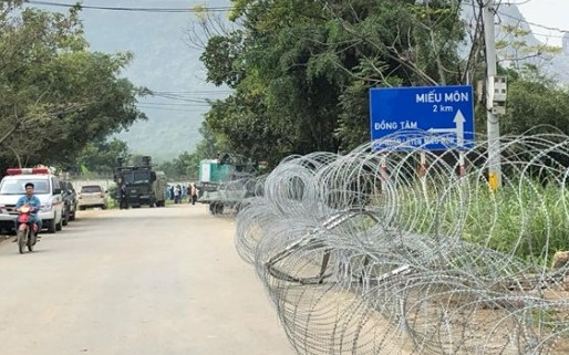 Khởi tố vụ án xảy ra tại xã Đồng Tâm
