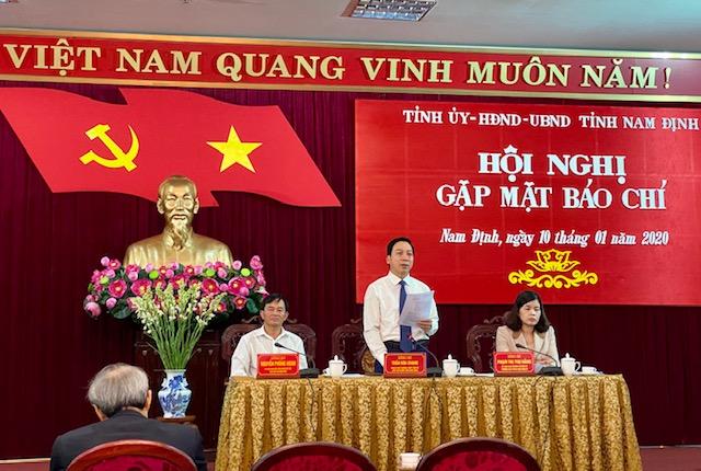 Nam Định 18 chỉ tiêu kinh tế - xã hội năm 2019 đều đạt và vượt kế hoạch