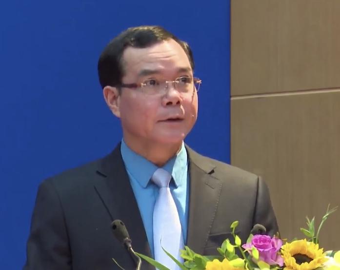 Khai mạc Hội nghị Ban Chấp hành Tổng Liên đoàn Lao động Việt Nam lần thứ 5, khóa XII