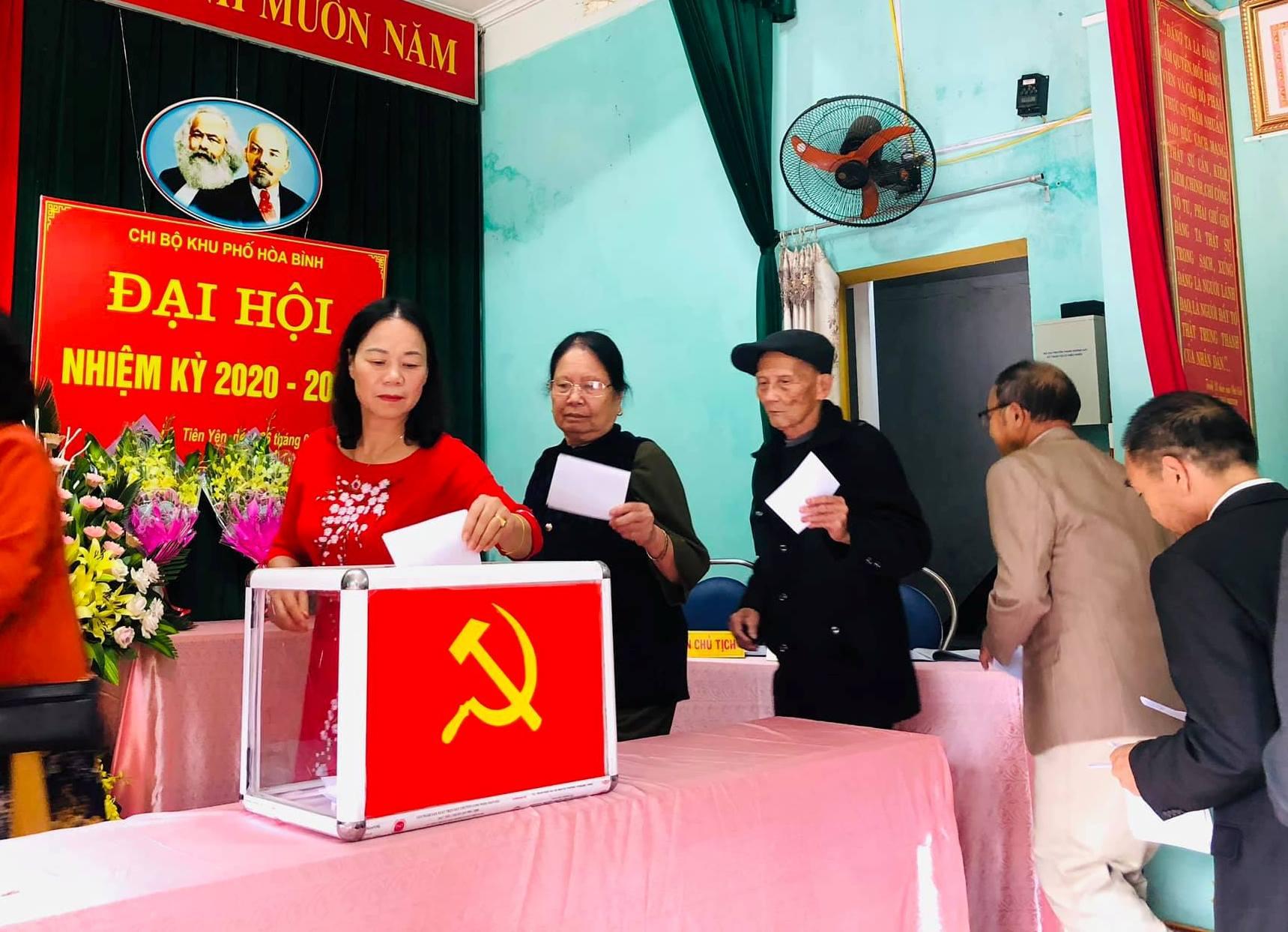 Quảng Ninh bắt đầu đại hội điểm, gắn bí thư chi bộ đồng thời là trưởng thôn