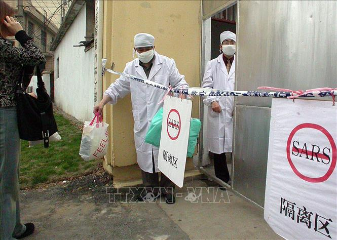 Trung Quốc Bệnh nhân đầu tiên tử vong do dịch viêm phổi lạ ở Vũ Hán