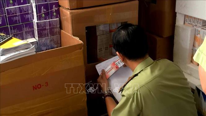 TP Hồ Chí Minh Điều tra số thuốc tân dược lớn nghi nhập lậu  