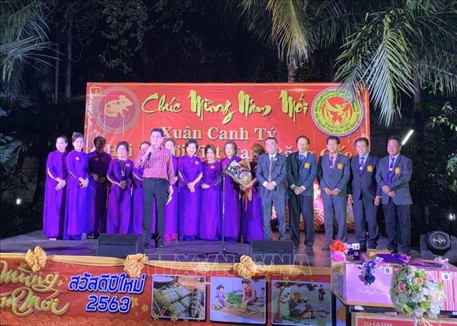 Cộng đồng người Việt tại Bangkok đón Tết Canh Tý  
