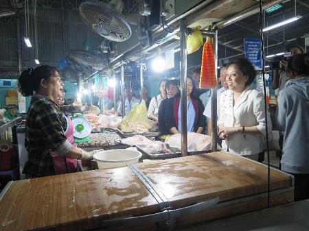 Tập trung kiểm tra đảm bảo an toàn thực phẩm dịp Tết