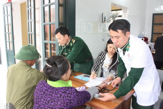 Quy định về tổ chức cơ sở khám bệnh, chữa bệnh quân dân y