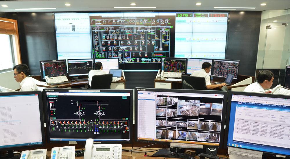 EVN đẩy mạnh ứng dụng các thành tựu CMCN 4 0 vào hoạt động sản xuất – kinh doanh