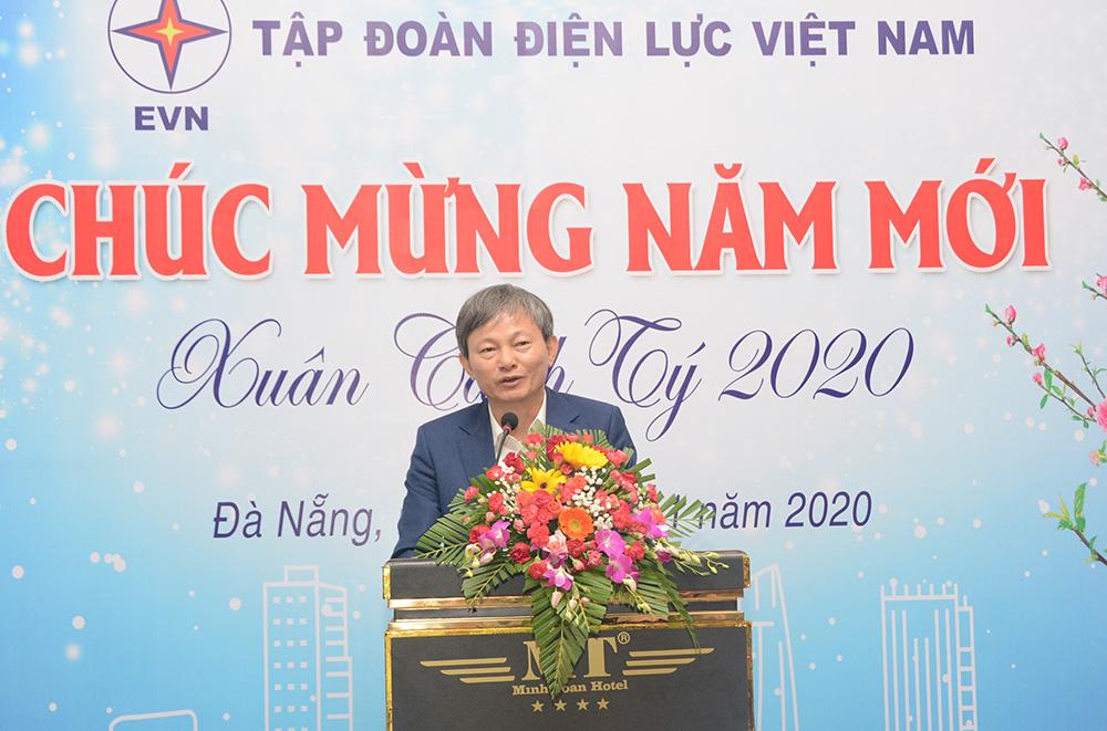EVN gặp mặt cán bộ hưu trí ngành Điện khu vực miền Trung