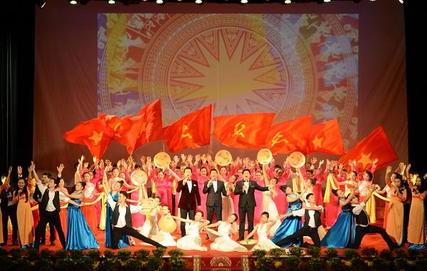 Tuyên truyền kỷ niệm các ngày lễ lớn góp phần phát huy sức mạnh đại đoàn kết toàn dân tộc