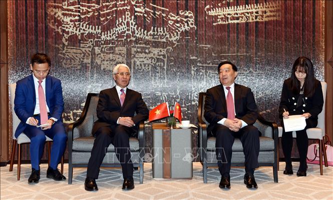 Kỷ niệm 70 năm thiết lập quan hệ ngoại giao Việt Nam-Trung Quốc tại Bắc Kinh