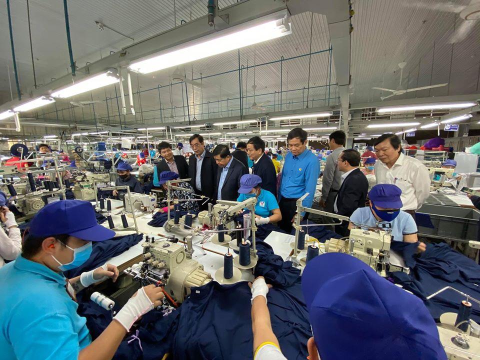 Thành công của quốc gia có sự đóng góp không nhỏ từ cộng đồng doanh nghiệp
