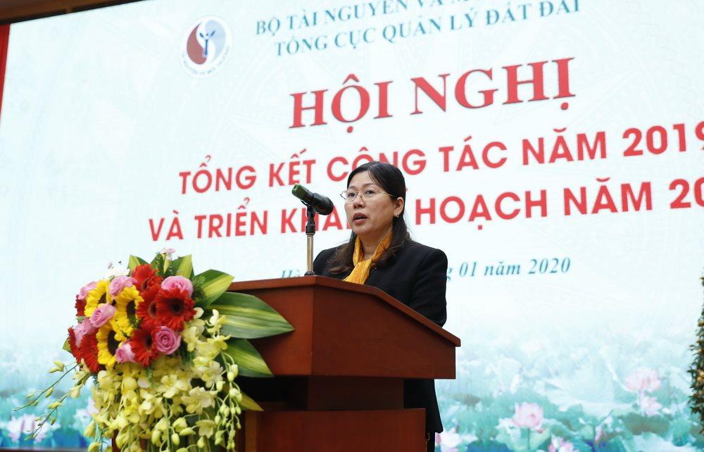 Tổng cục Quản lý đất đai nhận Huân chương lao động của Chủ tịch nước  