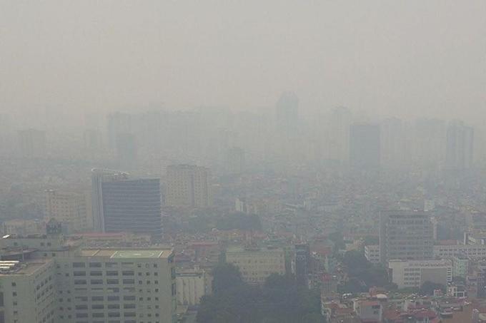 Hà Nội đầu tư thêm 33 trạm quan trắc cảnh báo chất lượng không khí