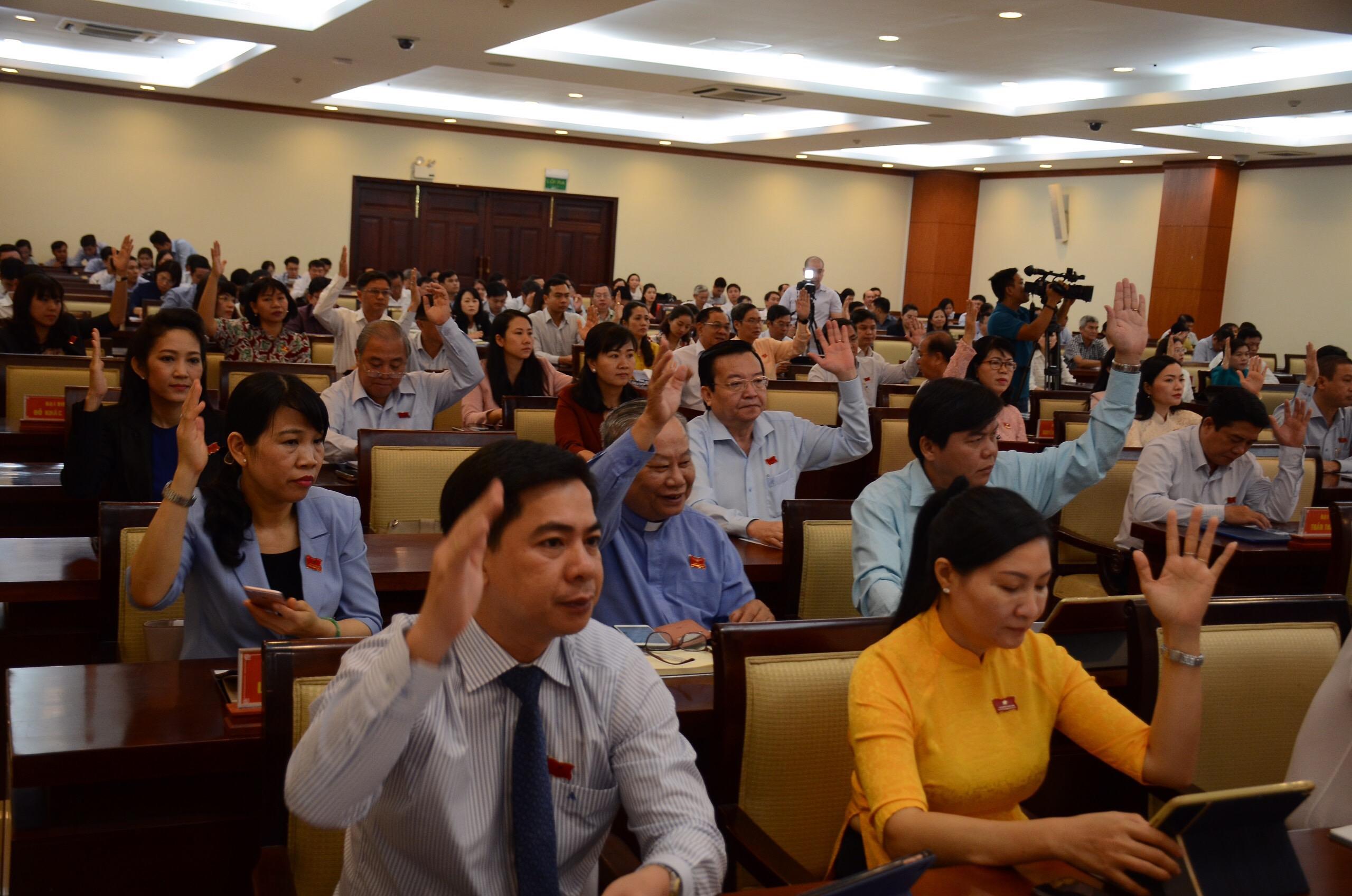 TP Hồ Chí Minh thông qua điều chỉnh giá đất giai đoạn 2020-2024