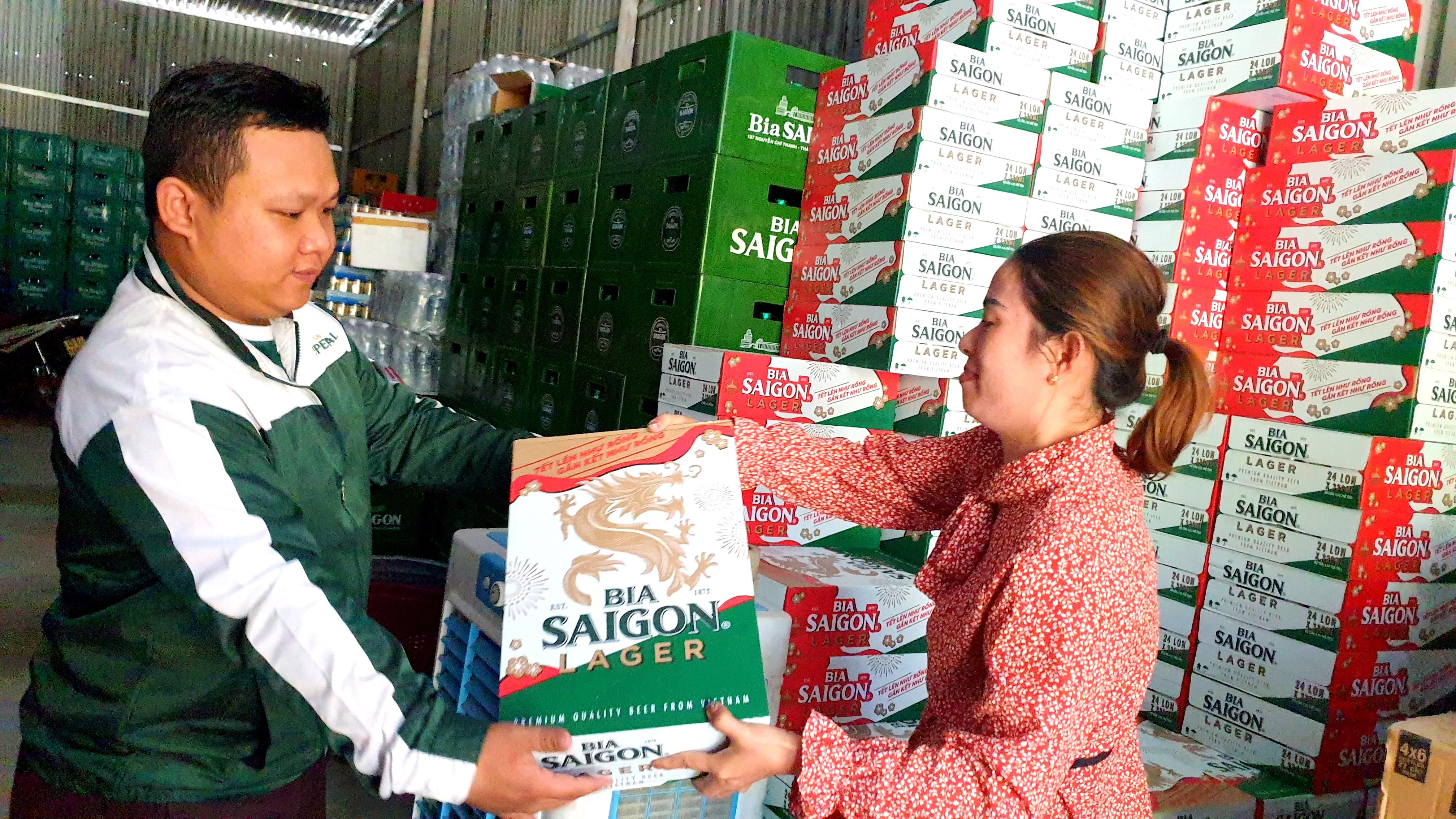 Vốn vay giúp người dân phường ven biển thoát nghèo