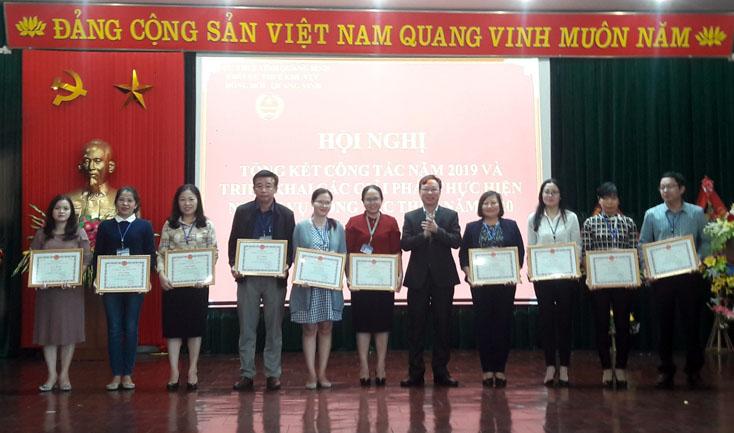 Chi cục thuế khu vực Đồng Hới - Quảng Ninh thu ngân sách vượt 24 dự toán