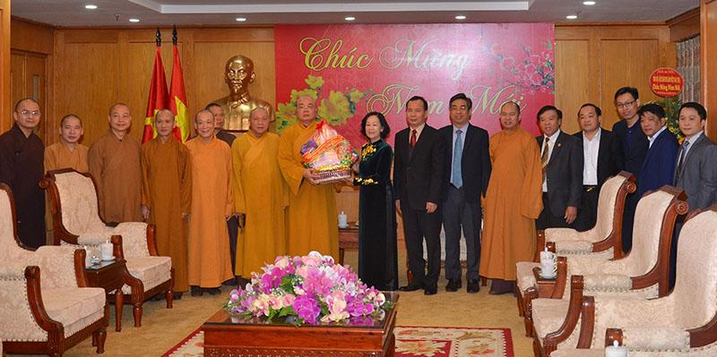 Phật giáo đồng hành cùng đất nước, dân tộc
