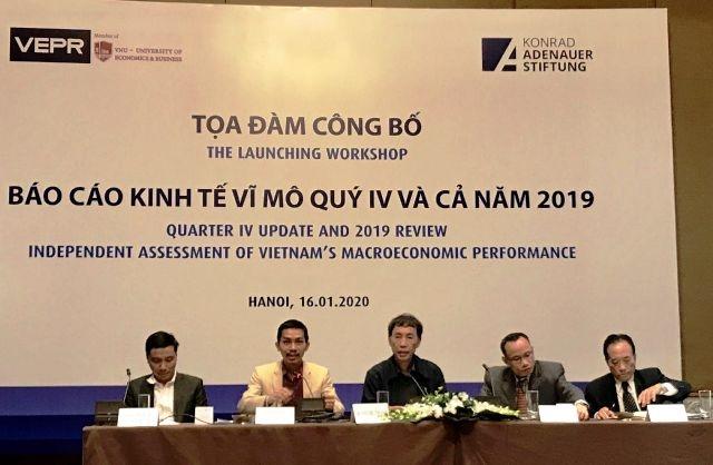 Tốc độ tăng trưởng kinh tế Việt Nam là điểm sáng trong khu vực và thế giới