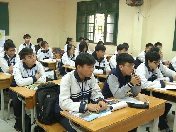 Hà Nội dẫn đầu cả nước về kết quả thi học sinh giỏi quốc gia