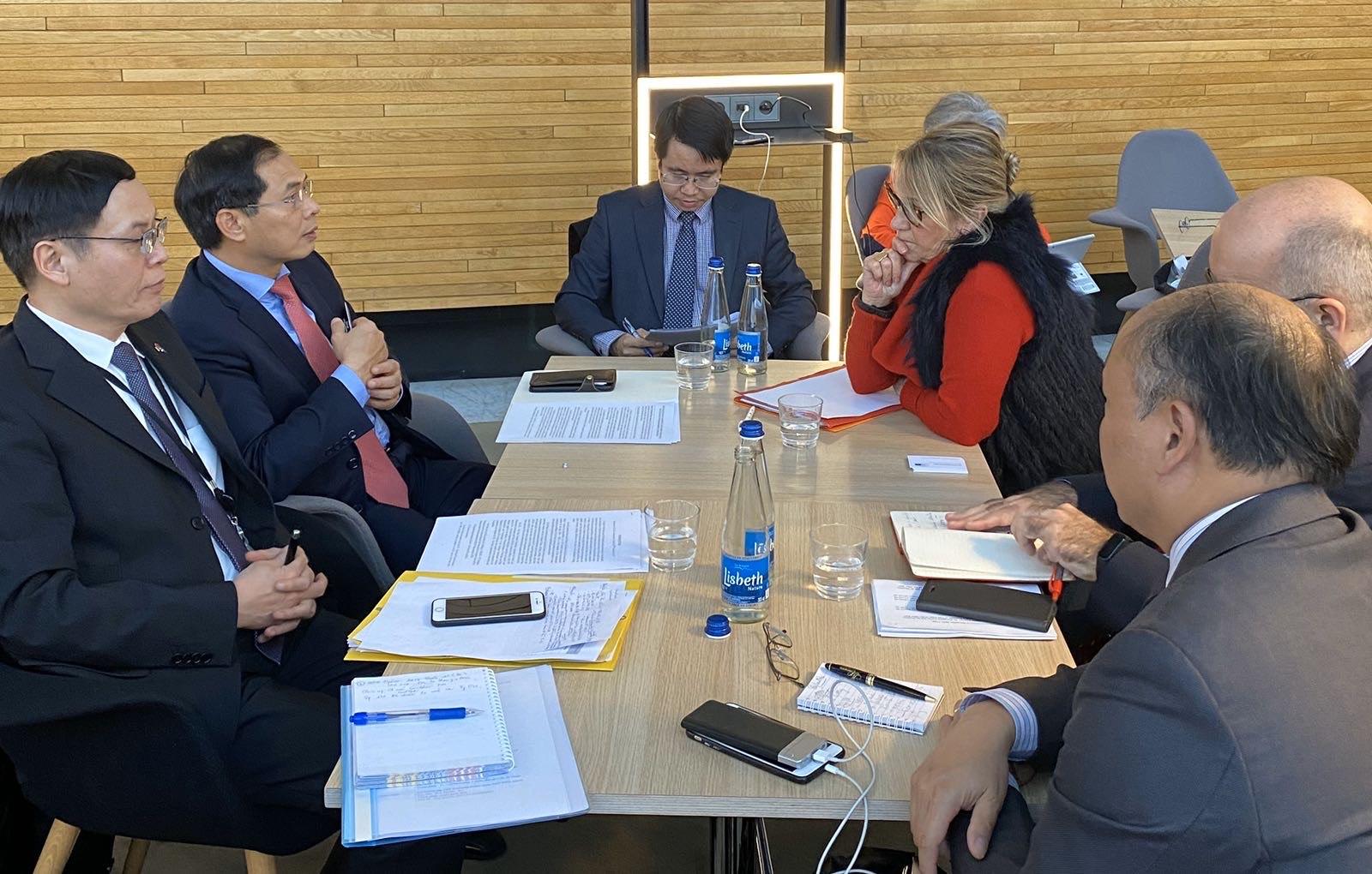 Thúc đẩy quan hệ chính trị và kinh tế-thương mại Việt Nam - EU