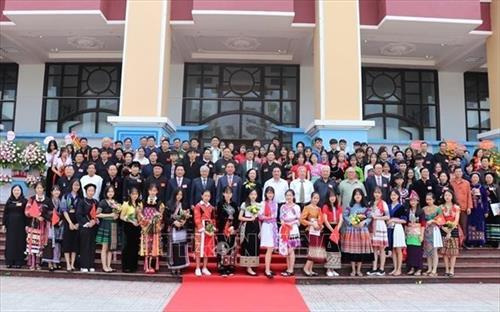 1 600 đại biểu dự ĐHĐB toàn quốc các dân tộc thiểu số Việt Nam lần II