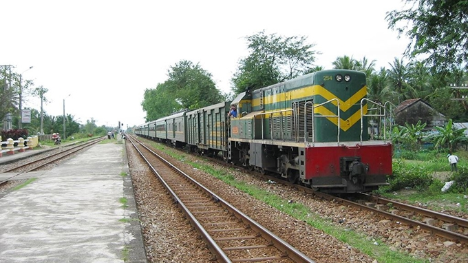 Duy trì hoạt động bảo trì thường xuyên kết cấu hạ tầng đường sắt