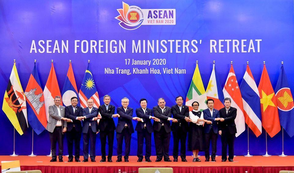 AMM Retreat Thảo luận định hướng ưu tiên ASEAN 2020