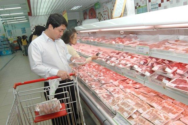 Kết nối giao dịch xuất nhập khẩu sản phẩm thịt đông lạnh từ Bra-xin sang Việt Nam