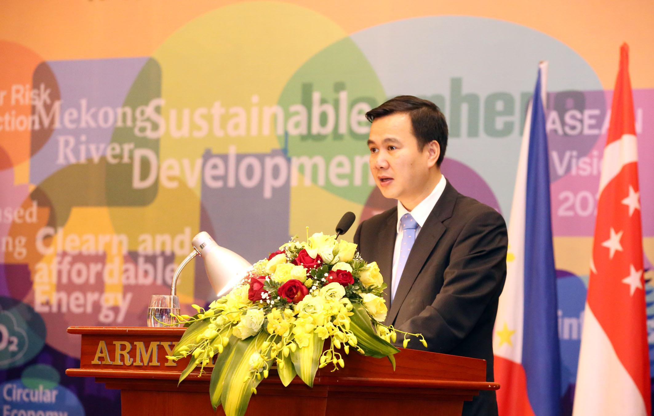 Gắn kết khoa học và chính sách, hướng tới phát triển bền vững trong khu vực ASEAN