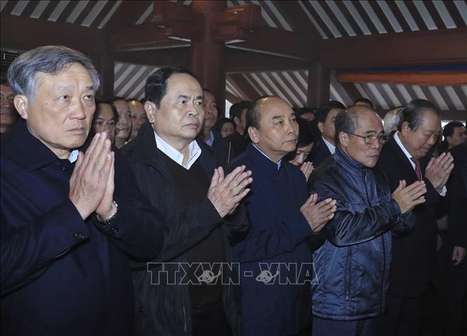 Tiếp tục đoàn kết xây dựng đất nước Việt Nam thịnh vượng, hùng cường