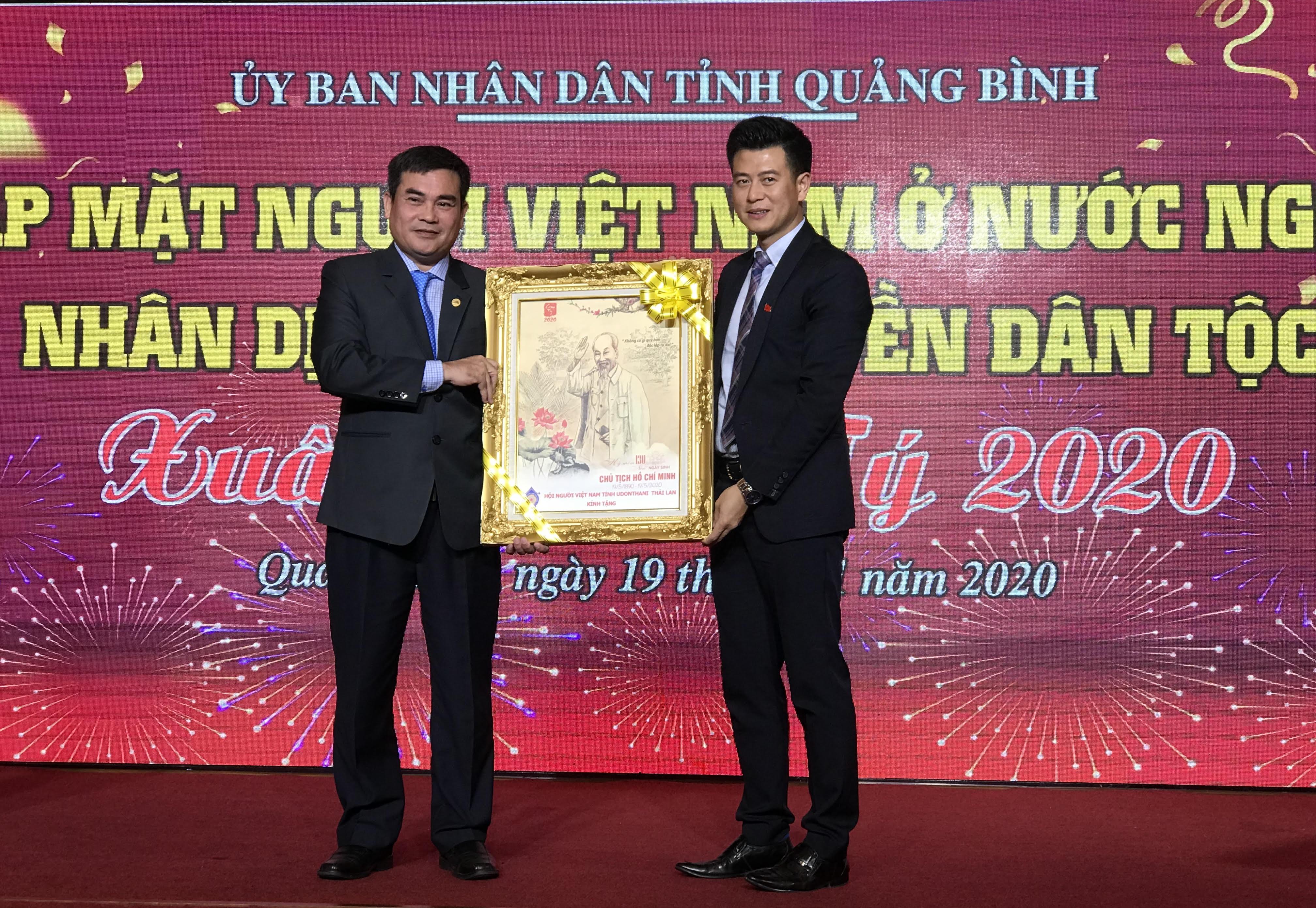 Quảng Bình gặp mặt kiều bào về quê đón Tết Canh Tý 2020
