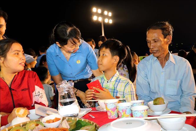TP Hồ Chí Minh Ý nghĩa chương trình Tết sum vầy năm 2020
