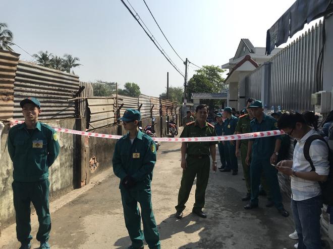 Khẩn trương điều tra nguyên nhân vụ cháy làm 5 người chết tại TP Hồ Chí Minh