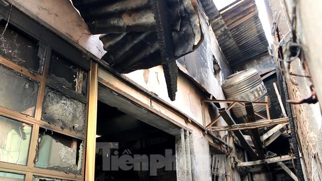 5 người chết trong vụ cháy ở TP Hồ Chí Minh