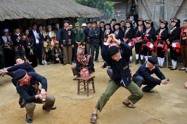 Tết nhảy của người Dao