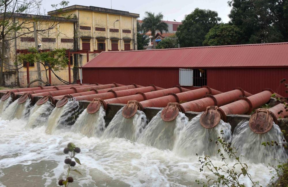 Các địa phương cần triệt để lấy nước cho đổ ải