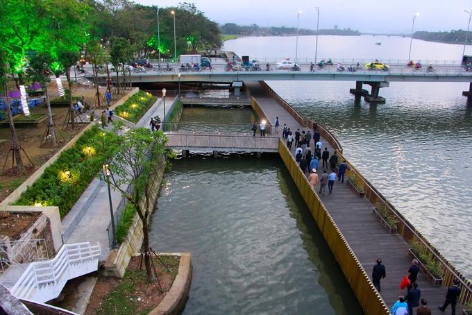 Năm 2019, doanh thu du lịch của thành phố Huế đạt gần 3 200 tỷ đồng