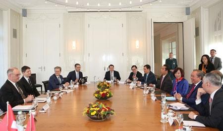 Sớm phê chuẩn EVFTA và EVIPA giữa Việt Nam và EU