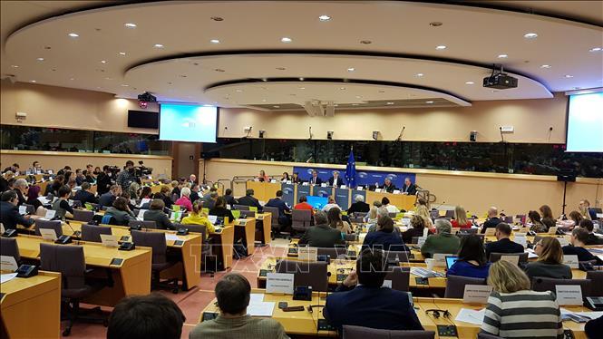 Ủy ban Thương mại EP thông qua Hiệp định EVFTA và EVIPA với Việt Nam
