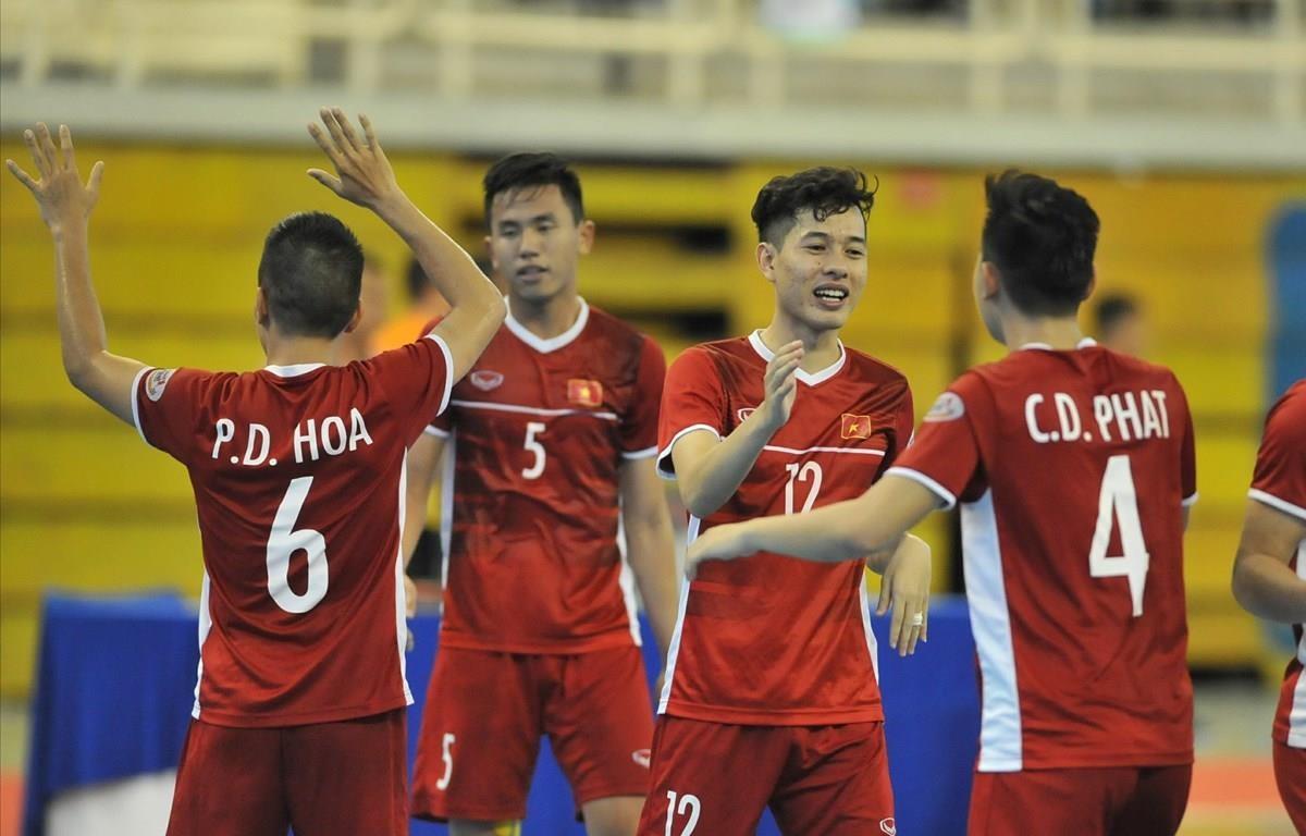 Tích cực chuẩn bị cho Vòng chung kết Futsal châu Á 2020